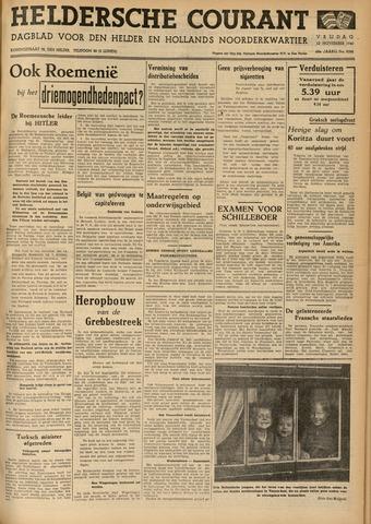 Heldersche Courant 1940-11-22