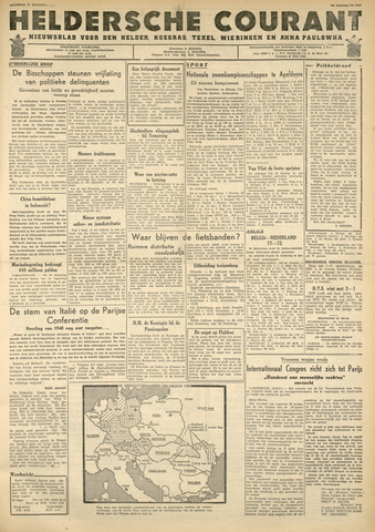 Heldersche Courant 1946-08-12