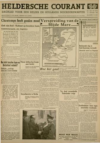 Heldersche Courant 1938-01-18