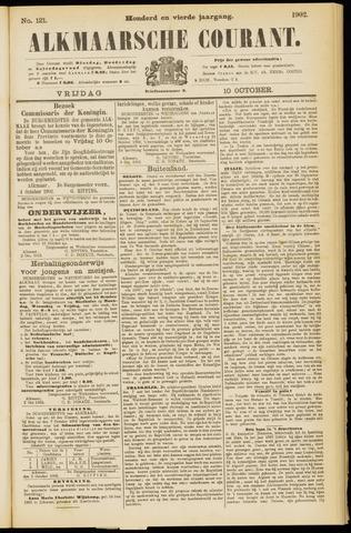 Alkmaarsche Courant 1902-10-10