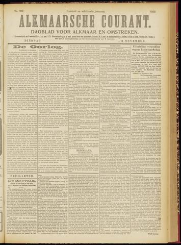 Alkmaarsche Courant 1916-11-14