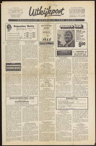 Uitkijkpost : nieuwsblad voor Heiloo e.o. 1970-07-23