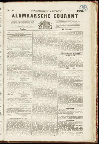 Alkmaarsche Courant 1866-02-11
