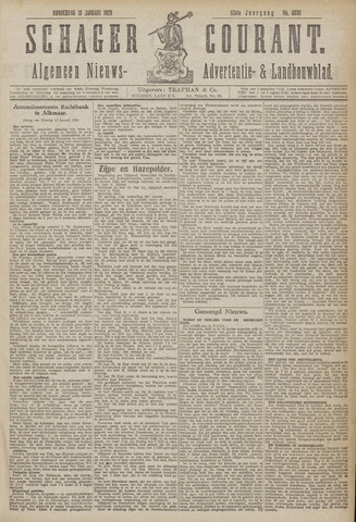 Schager Courant 1920-01-15