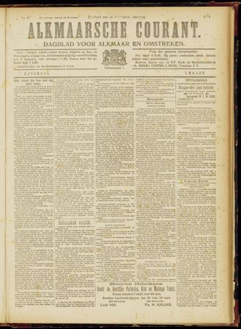 Alkmaarsche Courant 1919-03-01