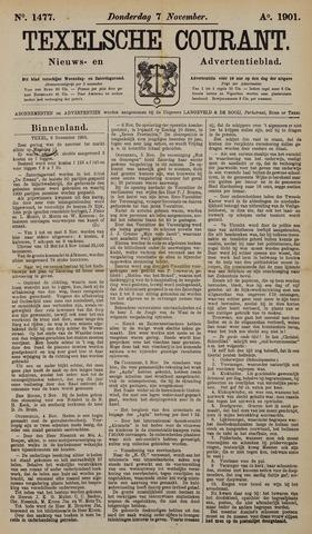 Texelsche Courant 1901-11-07