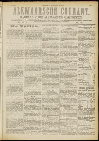 Alkmaarsche Courant 1916-07-18