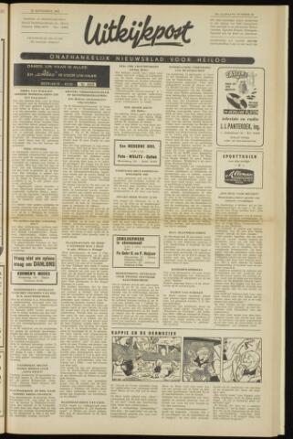 Uitkijkpost : nieuwsblad voor Heiloo e.o. 1962-09-20