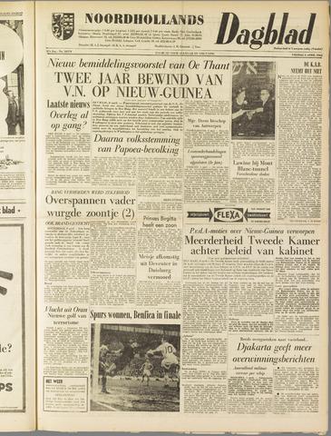 Noordhollands Dagblad : dagblad voor Alkmaar en omgeving 1962-04-06