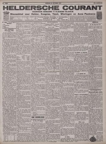 Heldersche Courant 1915-10-19