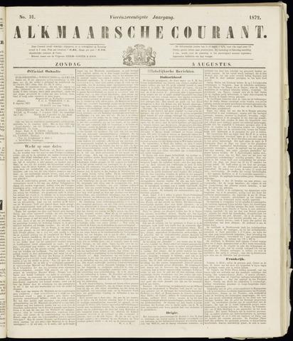 Alkmaarsche Courant 1872-08-04