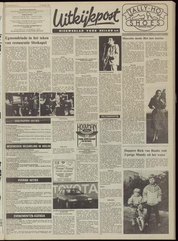 Uitkijkpost : nieuwsblad voor Heiloo e.o. 1984-03-21