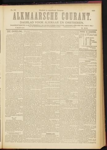 Alkmaarsche Courant 1917-05-25