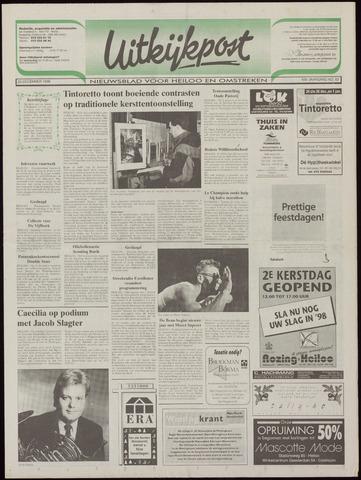Uitkijkpost : nieuwsblad voor Heiloo e.o. 1998-12-23