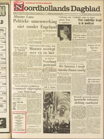 Noordhollands Dagblad : dagblad voor Alkmaar en omgeving 1964-01-24