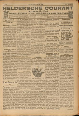 Heldersche Courant 1926-01-28