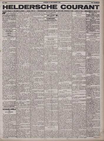 Heldersche Courant 1919-09-16