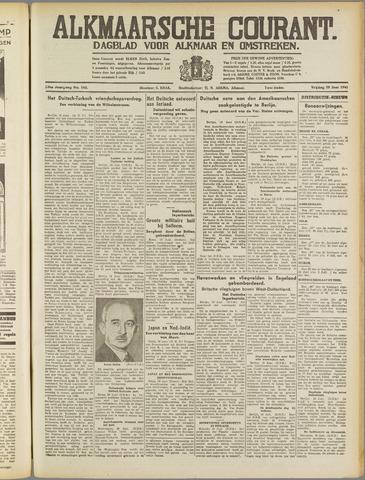 Alkmaarsche Courant 1941-06-20