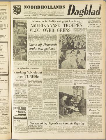 Noordhollands Dagblad : dagblad voor Alkmaar en omgeving 1961-08-21