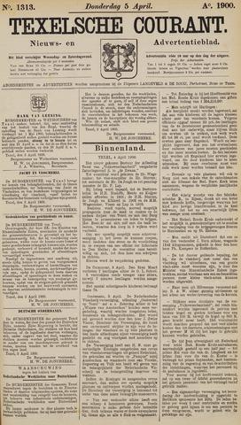 Texelsche Courant 1900-04-05
