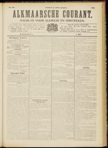 Alkmaarsche Courant 1909-05-05