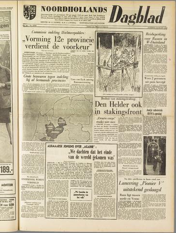 Noordhollands Dagblad : dagblad voor Alkmaar en omgeving 1960-03-12