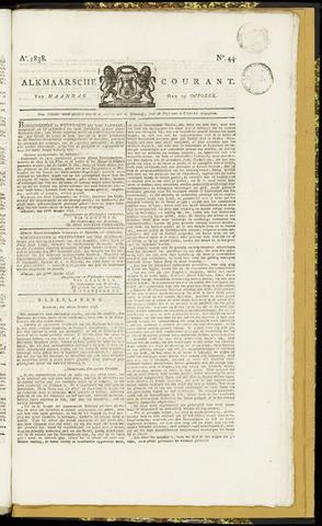 Alkmaarsche Courant 1838-10-29