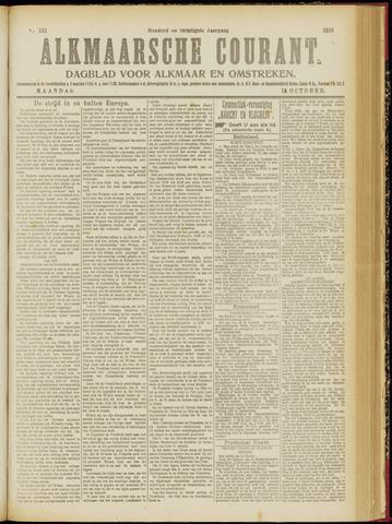 Alkmaarsche Courant 1918-10-14
