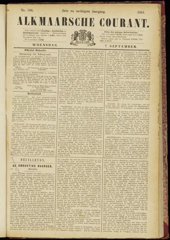 Alkmaarsche Courant 1881-09-07