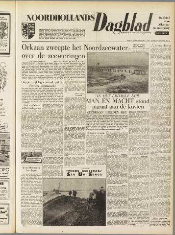 Noordhollands Dagblad : dagblad voor Alkmaar en omgeving 1954-12-24