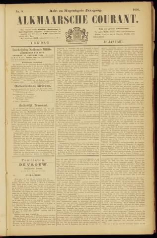 Alkmaarsche Courant 1896-01-17