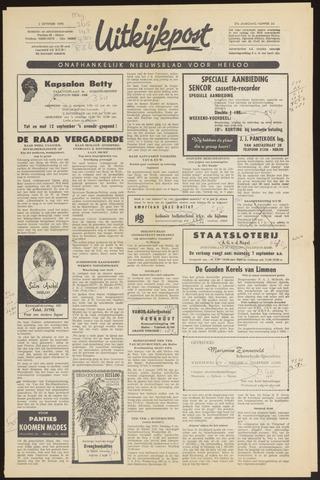 Uitkijkpost : nieuwsblad voor Heiloo e.o. 1970-09-02