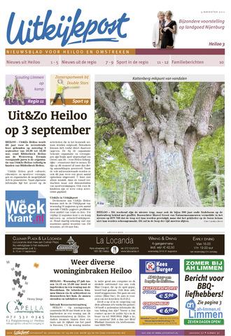 Uitkijkpost : nieuwsblad voor Heiloo e.o. 2011-08-03