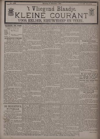 Vliegend blaadje : nieuws- en advertentiebode voor Den Helder 1890-12-06