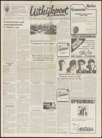 Uitkijkpost : nieuwsblad voor Heiloo e.o. 1988-01-13