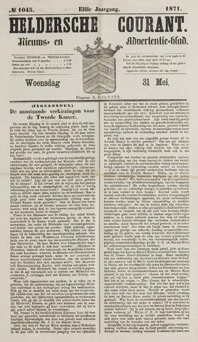 Heldersche Courant 1871-05-31