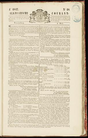 Alkmaarsche Courant 1847-05-03