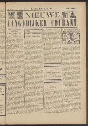 Nieuwe Langedijker Courant 1923-12-08