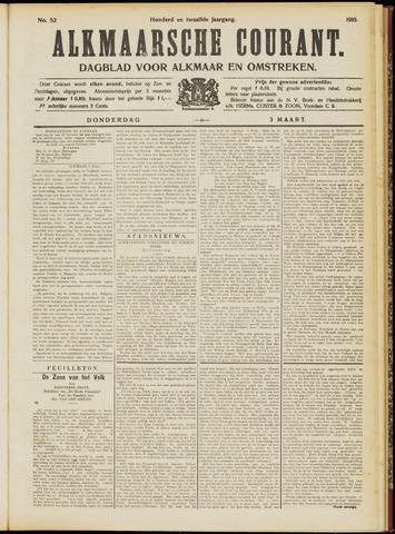 Alkmaarsche Courant 1910-03-03