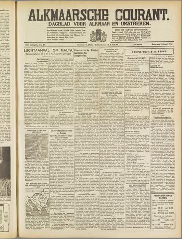 Alkmaarsche Courant 1941-03-08