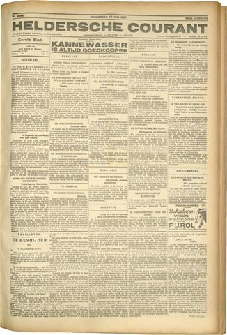 Heldersche Courant 1927-07-28