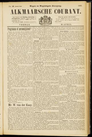 Alkmaarsche Courant 1897-04-16