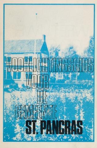 Adresboek van Sint Pancras 1972-01-01