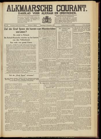 Alkmaarsche Courant 1939-12-16