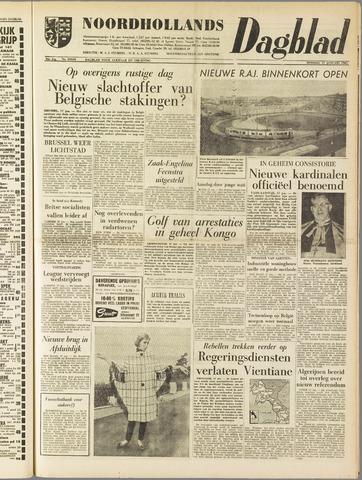 Noordhollands Dagblad : dagblad voor Alkmaar en omgeving 1961-01-17