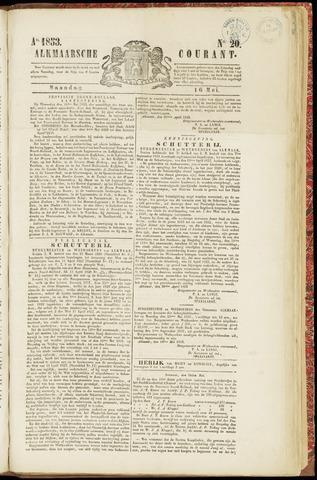 Alkmaarsche Courant 1853-05-16