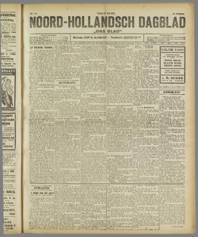 Ons Blad : katholiek nieuwsblad voor N-H 1922-07-28