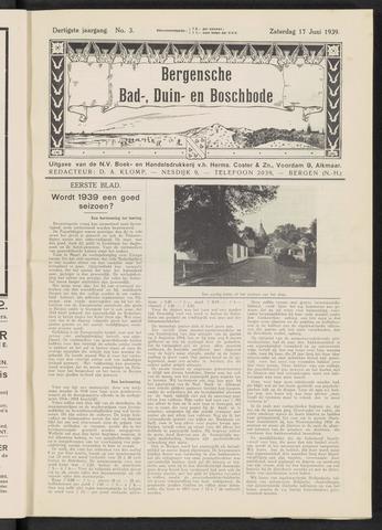Bergensche bad-, duin- en boschbode 1939-06-17