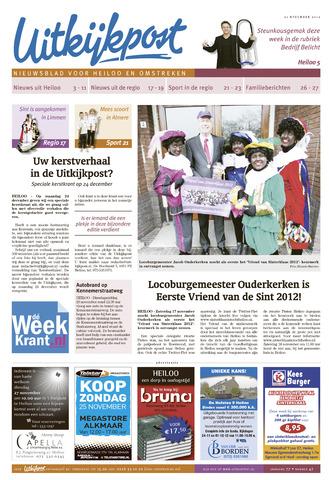 Uitkijkpost : nieuwsblad voor Heiloo e.o. 2012-11-21