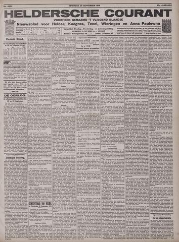 Heldersche Courant 1915-09-25